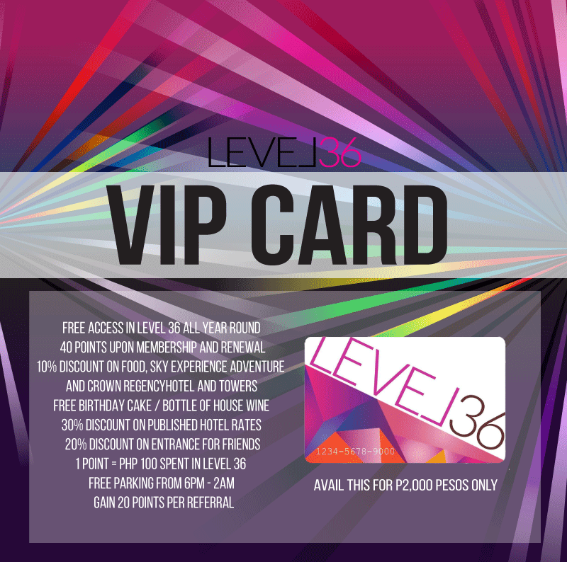 Sky experience adventurelevel 36 vip card love this item share it to your friends fandeluxe Gallery